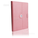 Galaxy Tab 3 10.1 P5210 Wallet Case Pink