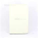"Galaxy Tab 3 8.0"" T310 Wallet Case White"