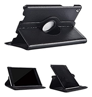 "Galaxy Tab S 10.5"" (T800) 360 Degree Wallet Case Black"