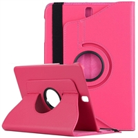 "Galaxy Tab Pro 8.4"" (T320) 360 Degree Wallet Case Rose"