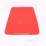 iPad Mini 1/2/3 Gel Case Red
