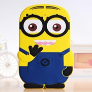 iPad Mini 1/2/3 Gel Case Minion