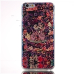 Galaxy Note 5 N920 Gel Case Design Blu-Ray Vivid Flowers