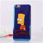 Phone 6/6S Plus Gel Case Design The Simpsons
