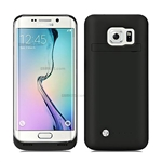 Galaxy S6 Edge SM-G925 Power Case 3500mAh Black