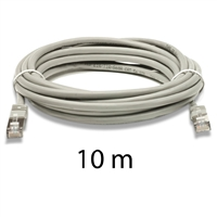 Burnlush Ethernet CAT6 UTP 10M White