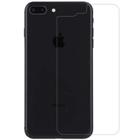 iPhone 8 Plus Back Cover Tempered Glass
