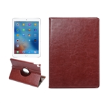 iPad Pro 9.7'' (2016) Wallet Design 360 Rotate Brown