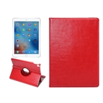 iPad Pro 9.7'' (2016)  Wallet Design 360 Rotate Red
