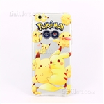 iPhone 6/6S Plus Gel Case Design Pokemon GO Pikachu