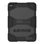 "iPad Pro 9.7"" (2016) Hard Case Survivor Black (with Packaging)"