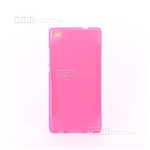 Huawei Ascend P8 Gel Case Matte Rose