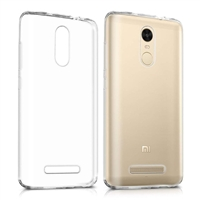 Xiaomi Redmi 5 Transparent Gel Case