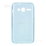 Alcatel Pixi 4 (4) Gel Case Matte Blue