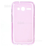 Alcatel Pixi 4 (4) Gel Case Matte Rose