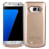 Galaxy S7 G930F 4200mAh Power Case Gold