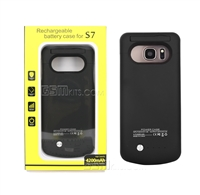 Galaxy S7 G930F 4200mAh Power Case Black