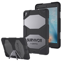 iPad Pro 12.9'' (2017)  Griffin Survivor Case Black With Packaging