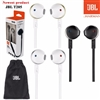 JBL T205 Pure Bass Earphone Black