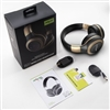 Zealot B20 over-ear wireless headphones Black