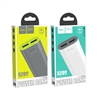 Hoco B31C Sharp Dual USB Powerbank 5200mAh Grey