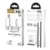 Hoco X36 Swift PD 18W Type-C to Lightning Cable 1M White