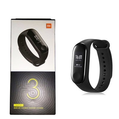 Xiaomi Mi Band 3 Heart Rate Monitor Smart Wristband With OLED Display