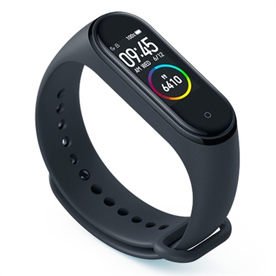 Xiaomi Mi Band 4 Waterproof Smart Bracelet Color Screen BT 5.0 Black