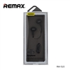 Remax RM-515 Earphones Black