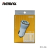 Remax Dolfin RCC206 2USB Car Charger Gold