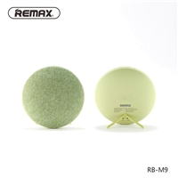 Remax RB-M9 Ultra ThinFabric Wireless Bluetooth Speaker Green