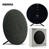 Remax RB-M9 Ultra Thin Fabric Wireless Bluetooth Speaker Black