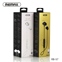 Remax RB-S7 Sporty Bluetooth Earphones Black