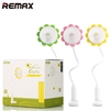 Remax F12 Sunflower Clip Fan Three Level Speed Green