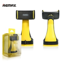 Remax RM-C15 Flexible 360 Rotation Car Mount Holder Black/Yellow