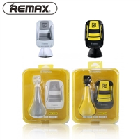 Remax RM-C04 Adjustable Suction Cup Car Holder Grey