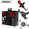 Remax RM-C31 Steering Wheel Air Vent Gravity Phone Holder Red