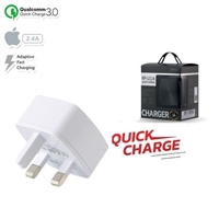 Remax RP-U114 Single USB Fast Charger 5V/3A White
