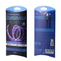 REMAX RC-130i Ultimate Edition Luminous Series Lightning Data Cable White