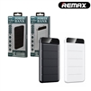 REMAX RPP-139 Dual USB Powerbank 10000mAh 5V-2A White