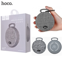 Hoco BS7 Mobu Sport Mini Bluetooth Speaker Gray
