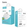 Hoco C23 QC3.0 Haoke Single Port USB Charger 5V/3A white