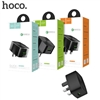 Hoco C26 Mighty Power Fast Charging Plug QC3.0 5V/3A Black