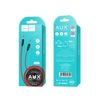 Hoco UPA11 AUX Audio Cable Red (1 M)