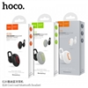 Hoco E28 Cool Road Single Ear Bluetooth Headset with Mic White