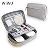 "Wiwu 8.2"" Portable Cozy Storage Bag Grey"