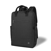 "Wiwu Pioneer Waterproof 15.6"" inch BackPack Black"