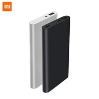 Xiaomi MI PowerBank Quick Charge 2nd Generation 10000mAh Black