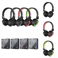 Remax RB-725HB Wireless Bluetooth Headphones Black