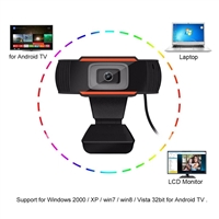 LitBest B1 Full HD 720P WebCam